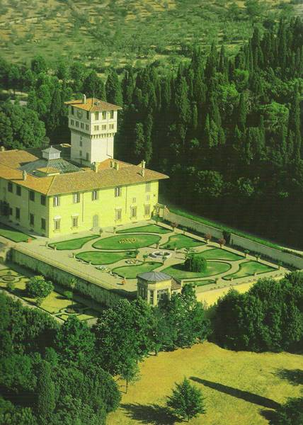 Įmantrusis barokinis sodo stilius